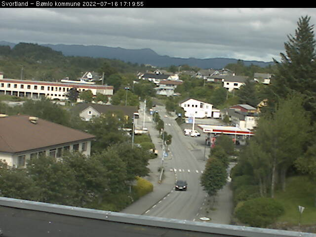 Webcam Svortland, Bømlo, Hordaland, Norwegen